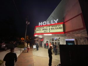 CCX @ Holly Theatre