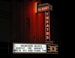 CCX @ Historic Elbert Theatre